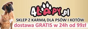 Karma dla psów i kotów