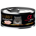 Alpha Spirit Cat Rabbit Sterilized