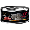 Alpha Spirit Cat Duck Sterilized