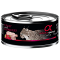 Alpha Spirit Cat Turkey & Raspberries