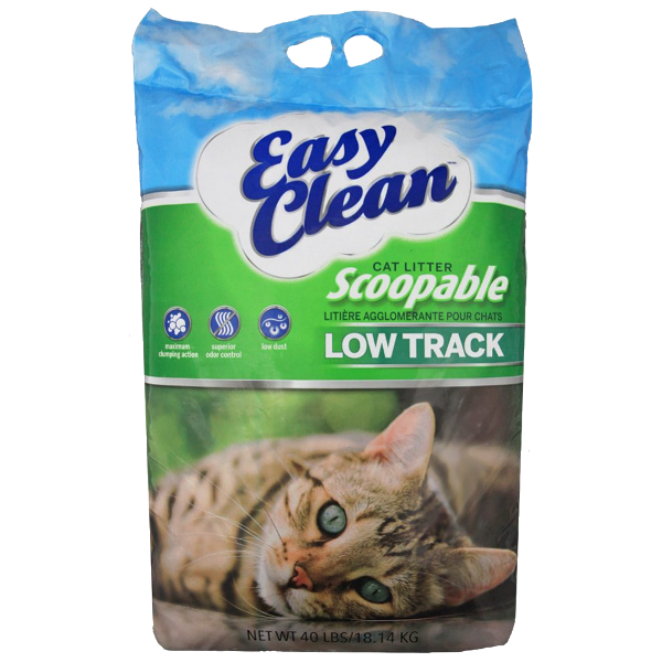 Pestell Easy Clean Low Track Formula