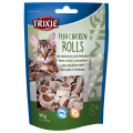 Trixie Premio Fish Chicken Rolls
