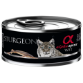 Alpha Spirit Cat Sturgeon Sterilized