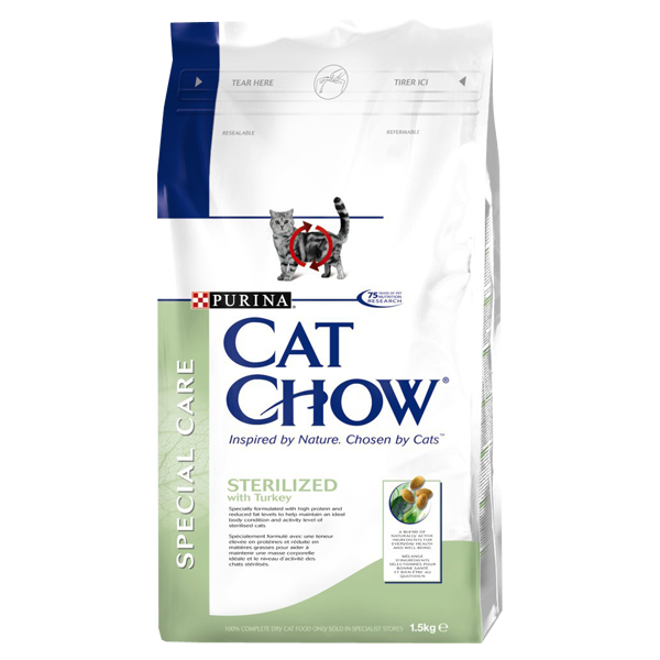 Purina Cat Chow Sterilised