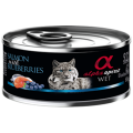 Alpha Spirit Cat Salmon & Blueberries